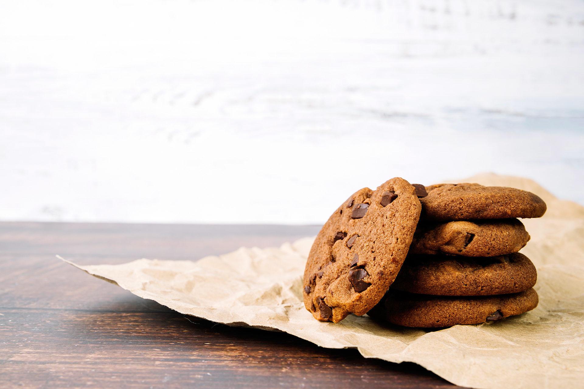 Galletas «Cookies» fáciles y  rápidas de hacer
