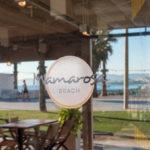 Mamarosa Beach; Resturante lounge en Barcelona